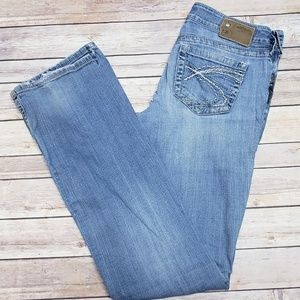 Silver Aiko Jeans 28